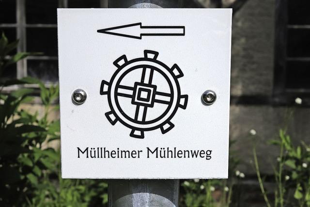 Zu den Mühlen von Müllheim