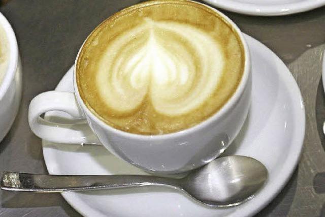 Sonne, Cappuccino, Bürgerinitiative