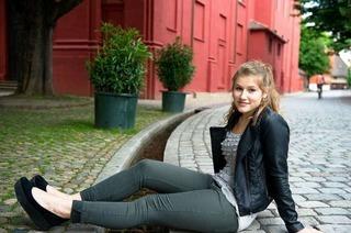 Geigerin Milena Wilke: Das Wort Wunderkind mag sie nicht