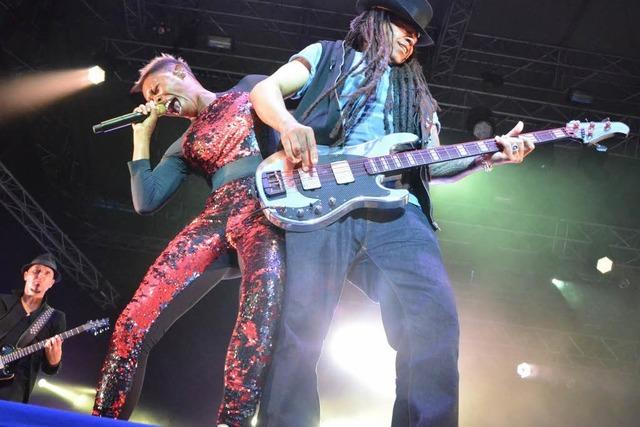 Wie war's bei... Skunk Anansie in Lörrach?