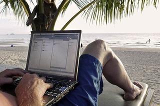 Kommunikation auf Reisen: Die Ferien sind schon teuer genug