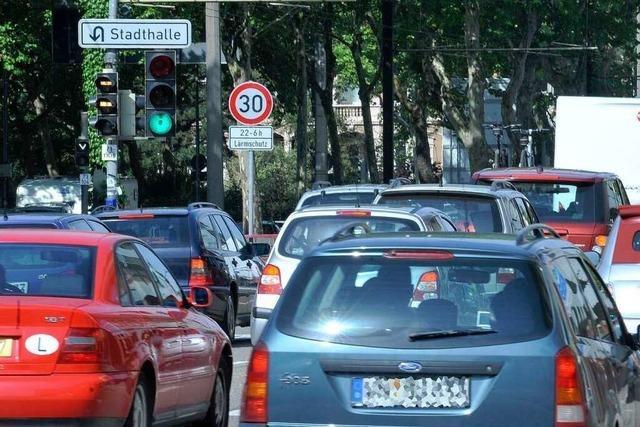 Freiburg erwartet den Superstau