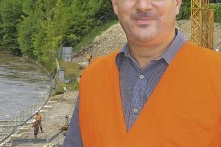 Kraftwerk Ryburg-Schwörstadt investiert 17 Millionen Franken