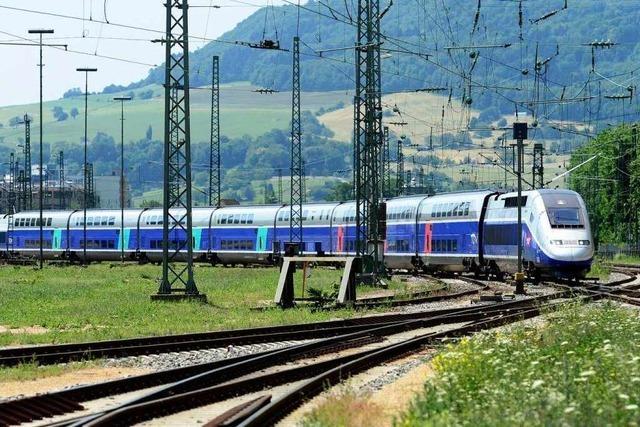 Der TGV kommt: Jetzt Paris, bald Marseille?