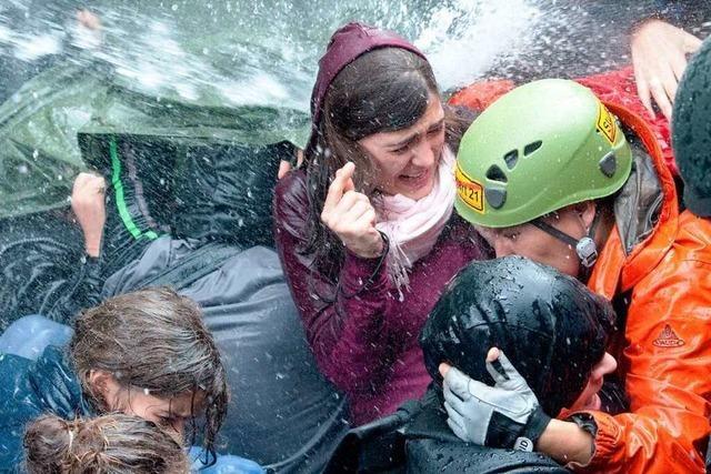 Wasserwerfereinsatz: Strafbefehle gegen Polizisten