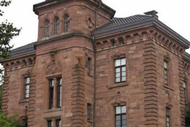 Das alte Gefängnis in Schopfheim
