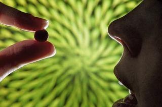 Die Pille als Körperformer?