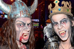Fotos: Die SWR 3-Halloween-Party im Europa-Park Rust