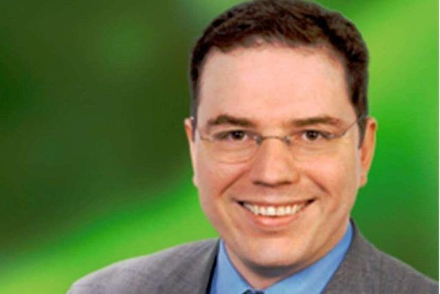 Tobias Link will Bürgermeister werden