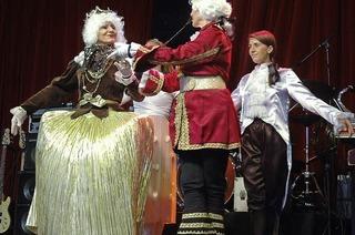 Dornröschen und ihr Prinz