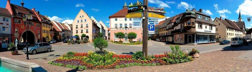 Bürgermeisterwahl in Löffingen