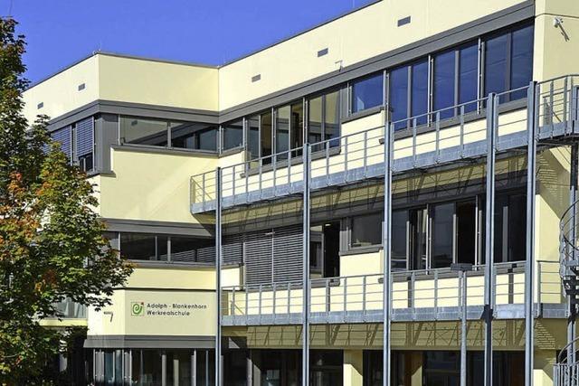 Adolph-Blankenhorn-Werkrealschule, Müllheim