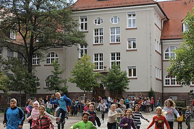 Pestalozzi-Realschule, Freiburg