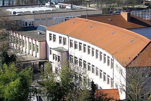Martin-Schongauer-Gymnasium, Breisach