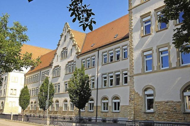 Markgräfler Gymnasium, Müllheim