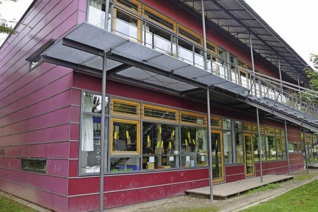 Neunlindenschule, Ihringen