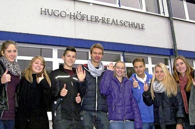 Hugo-Höfler-Realschule, Breisach