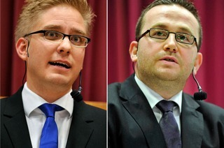 Zweikampf bei Bürgermeisterwahl in Rust: Klare oder Baumann?