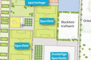 Gemeinderat stimmt einstimmig für dreiteilige Sporthalle und neue Freisportflächen