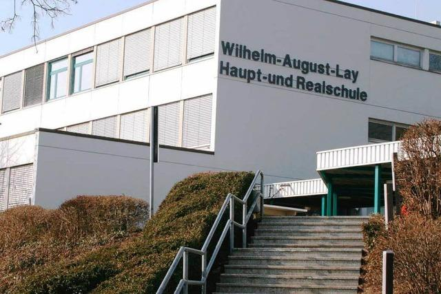 Wilhelm-August-Lay-Schule, Bötzingen
