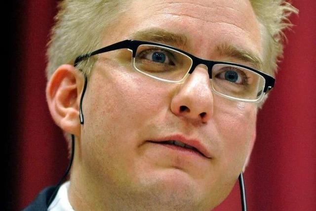 Kai-Achim Klare ist neuer Bürgermeister von Rust