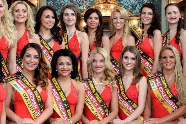 Miss Germany: Vorbereitungen gehen in die heiße Phase