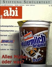 Abizeitung made by Rektor? - Badische Zeitung TICKET