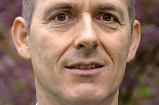 """Jörg Lutz: """"Ich kann Oberbürgermeister"""""""