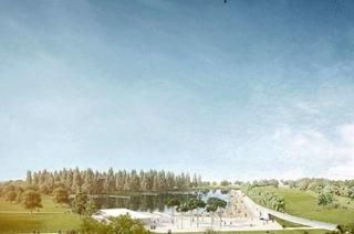 Gemeinderat stimmt für kombinierten Natur- und Badesee