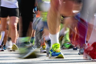 Sport dient der Vorbeugung von Stress