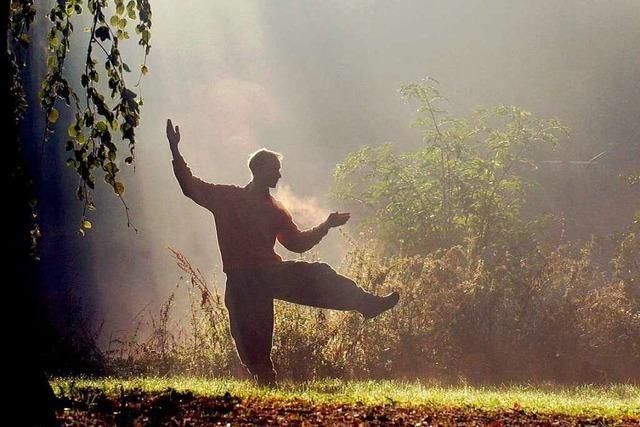 Strategien gegen den Stress: Mit Tai-Chi in Balance kommen