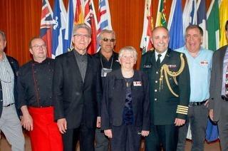 Kanadische-deutsche Freunde treffen sich in Lahr