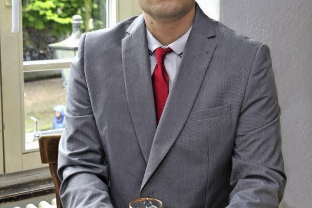 Simon Waldenspuhl ist Spitzenkandidat von