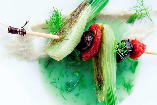 Douce Steiners neues Kochbuch: Ode ans Gemüse