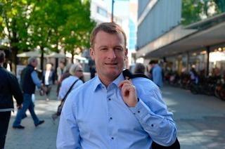 BZ-Interview: Ulrich Lusche über seine Doppelkandidatur