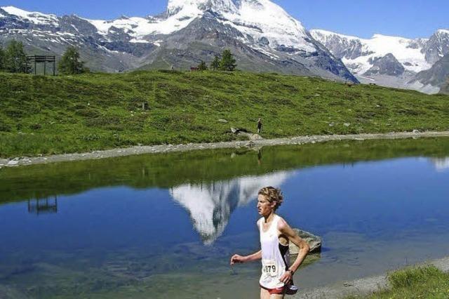 Alpenläufer – der Berg ruft die Puristen