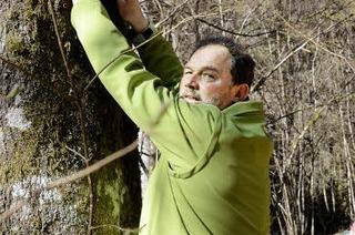 Auf Tour in der Wutachschlucht mit Eugen Waldvogel vom Schwarzwaldverein