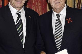 Roland Mack erhält das Bundesverdienstkreuz Erster Klasse