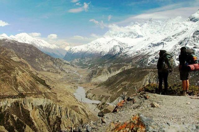 Ohne Flugzeug um die Welt (11): Zelten im Himalaya