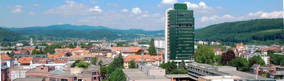 OB-Wahl 2014: Kampf um das Lörracher Rathaus