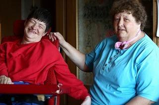 Mit Handicap doch mitten im Leben dabei