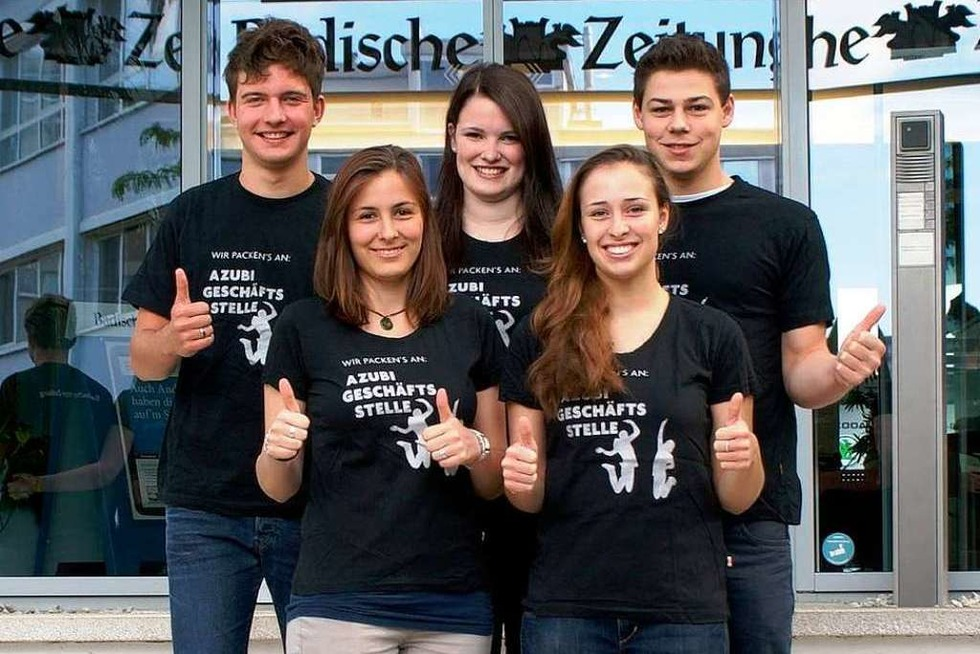 Azubiwoche in Lahr - Badische Zeitung TICKET