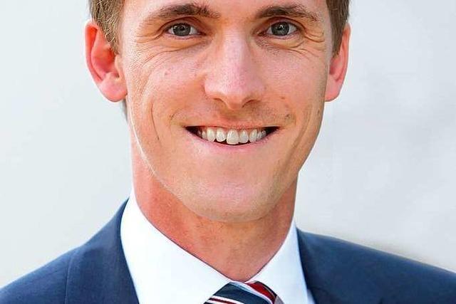 Erster Kandidat für Amt des Gundelfinger Rathauschefs