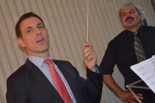 Jörg Lutz wird OB in Lörrach: Ein beinahe perfekter Sieg