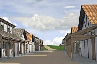 Referenzobjekt zur Vermittlung römischer Geschichte