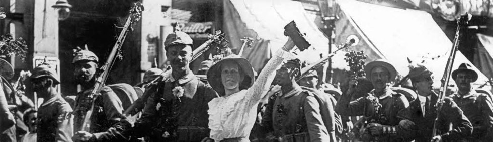 Der Erste Weltkrieg in Tagebüchern