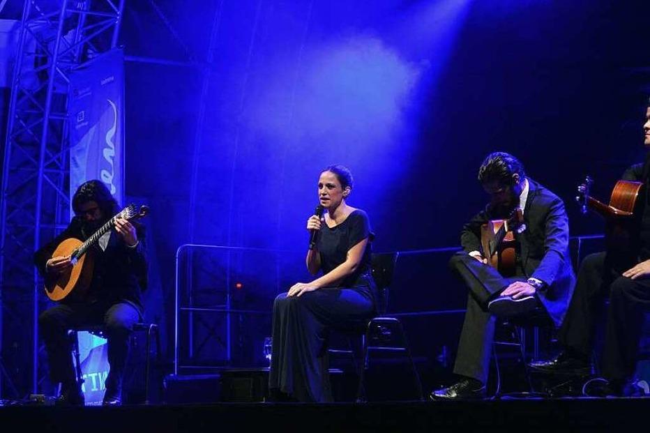 """Fotos: Carminho beim """"Stimmen""""-Gastspiel in Augusta raurica"""