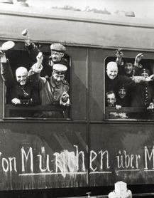 """""""Kein Unterschied, keine Partei, alles hilft mit, Deutschland ist einig"""" - Badische Zeitung TICKET"""