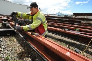 Bau der Stadtbahn über den Rotteckring startet im Februar