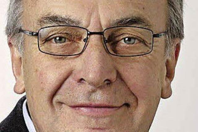 Herbert Baier (SPD): Der dem Land verbundene